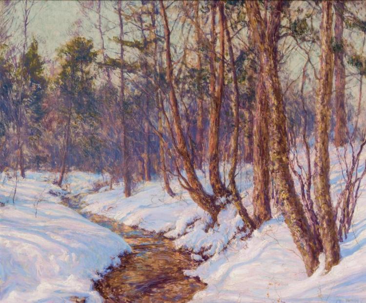 WALTER LAUNT PALMER, American (1854-1932),