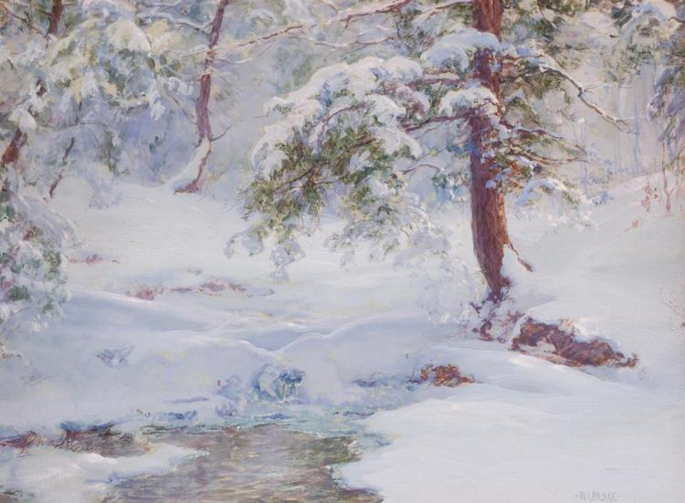 WALTER LAUNT PALMER, American (1854-1932),