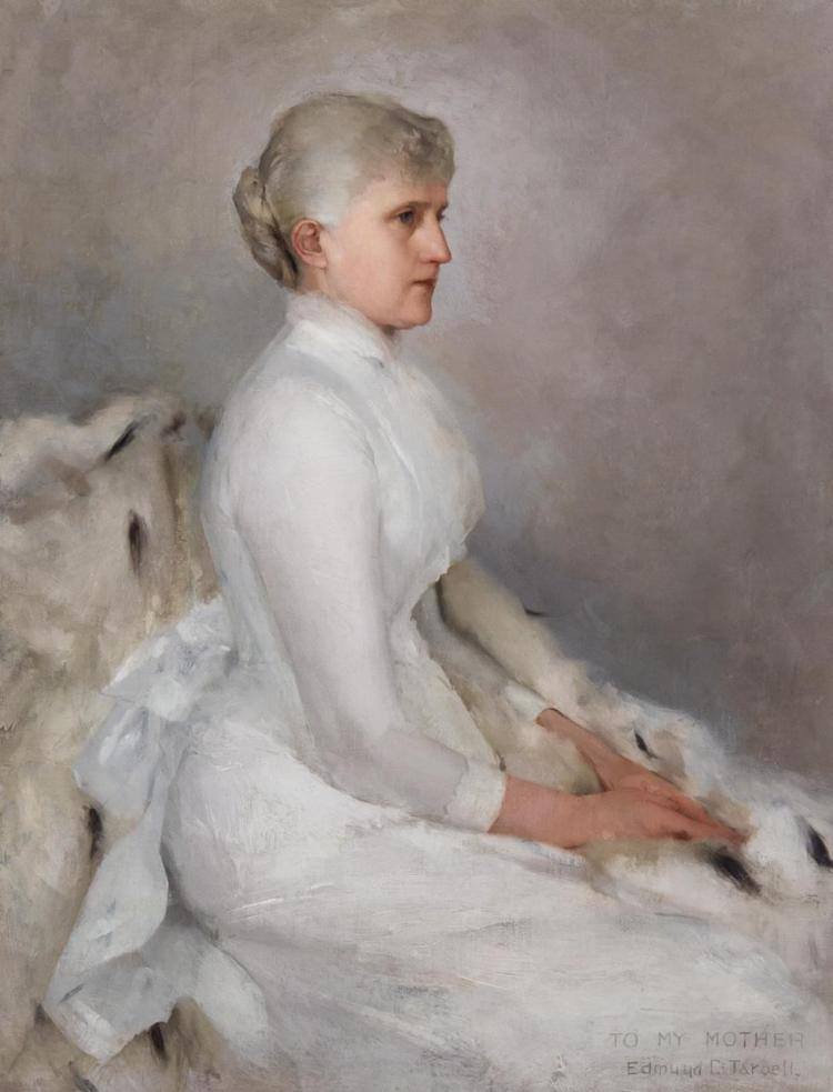 EDMUND CHARLES TARBELL, American (1862-1938),