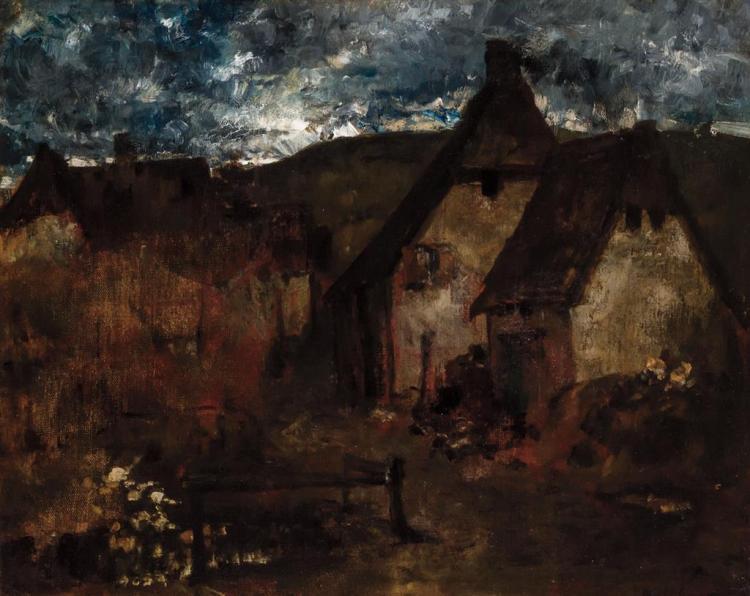 WILLIAM MERRITT CHASE, American (1849-1916),