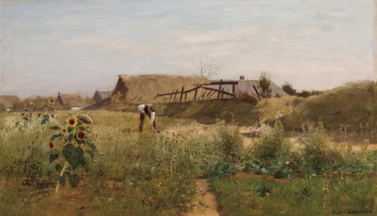 EUGEN JETTEL, Austrian (1845-1901),