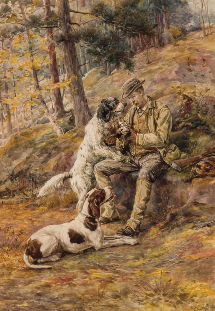 EDMUND HENRY OSTHAUS, American (1858-1928),