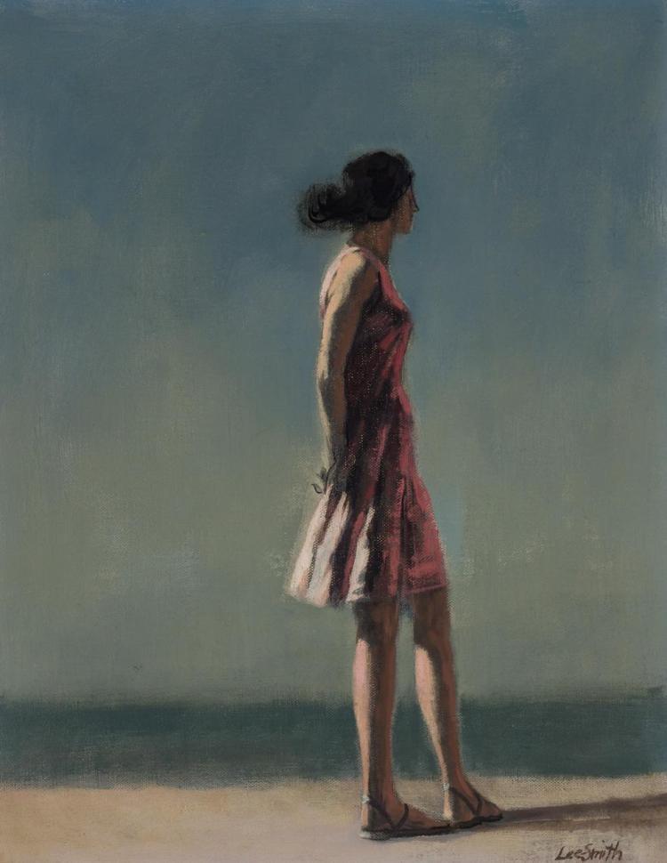 HUGHIE LEE-SMITH, American (1915-1999),