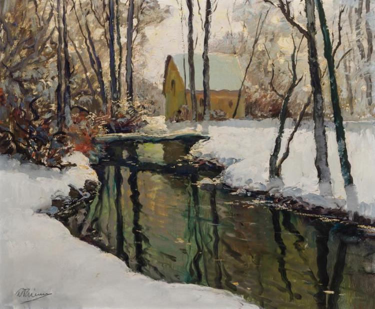 ANTHONY THIEME, American (1888-1954),