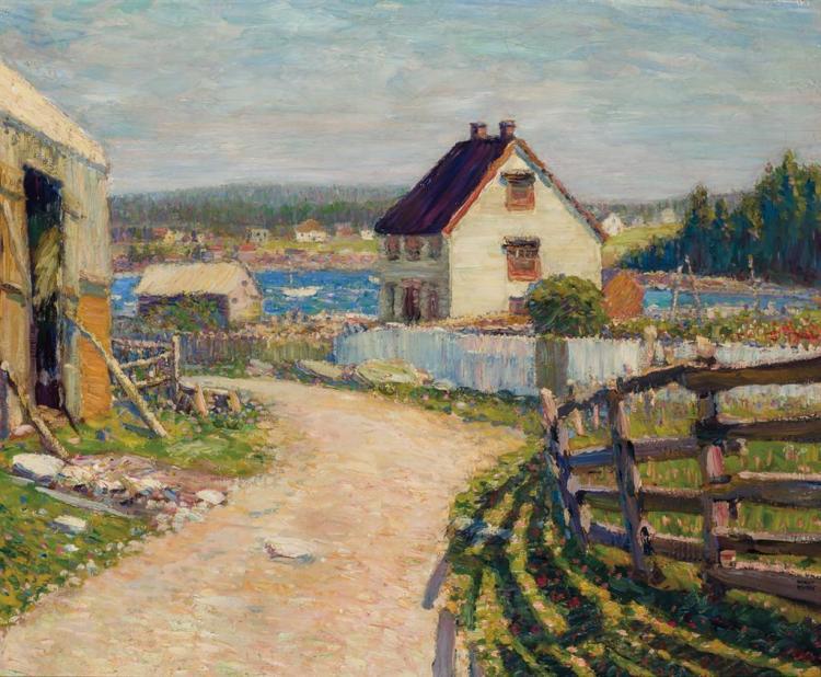 WALT KUHN, American (1877-1949),