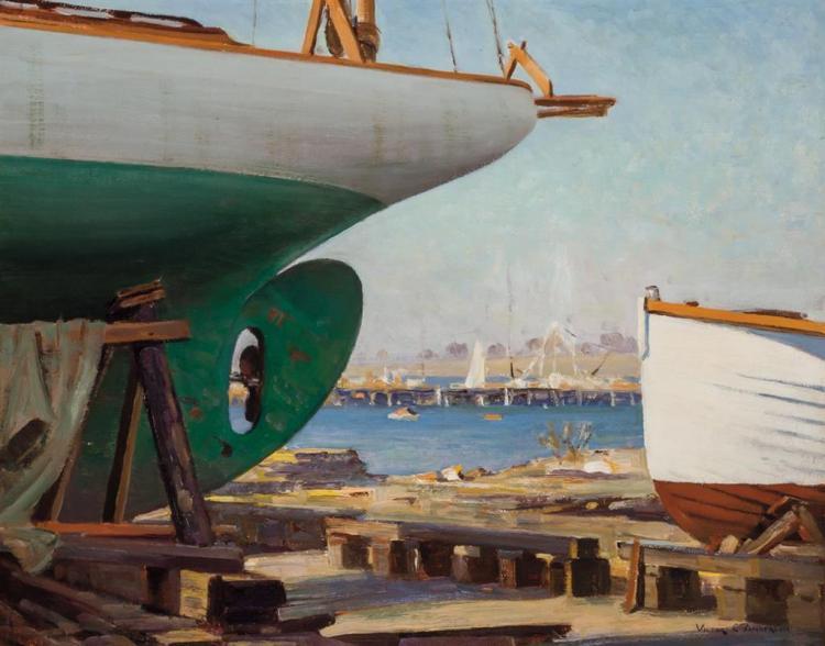 VICTOR COLEMAN ANDERSON, American (1882-1937),