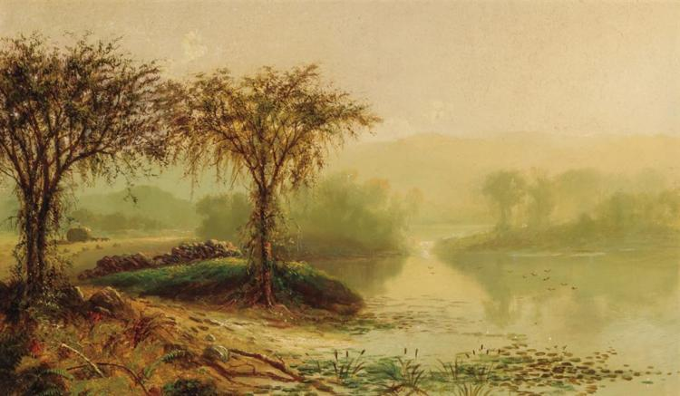 CHARLES H. CHAPIN, American (1830-1889),