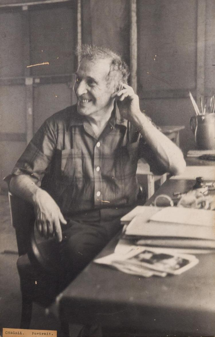 ALEXANDER LIBERMAN, Ukrainian (1912-1999), (Group of Three Photographs)