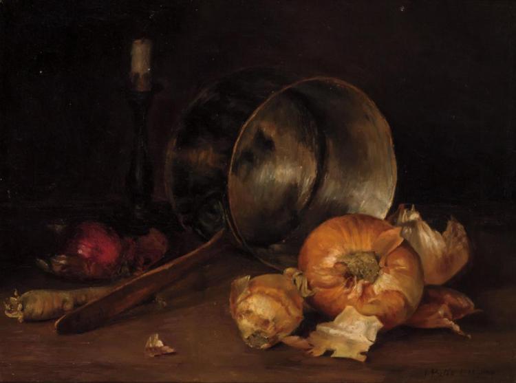 IDA PULIS LATHROP, American (1859-1937),