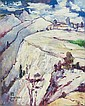LEON DABO, American (1864-1960),