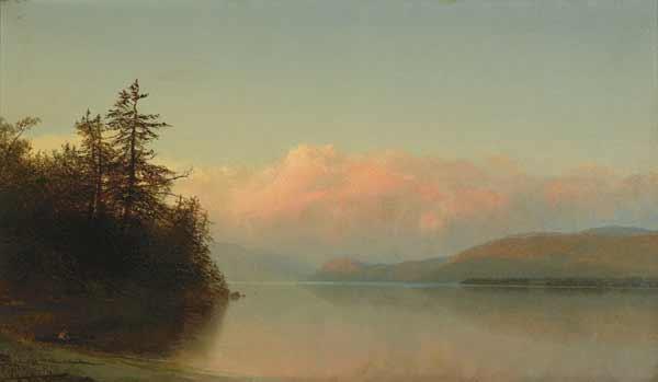 HOMER DODGE MARTIN American (1836-1897)