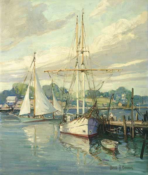 JAMES KING BONNAR American (1885-1961)