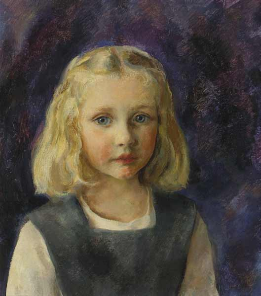 HENRIETTE WYETH American (1907-1997)