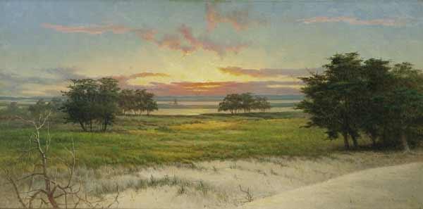FREDERICK DE BOURG RICHARDS American (1822-1903)