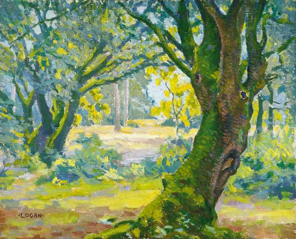 ROBERT HENRY LOGAN American (1874-1942)