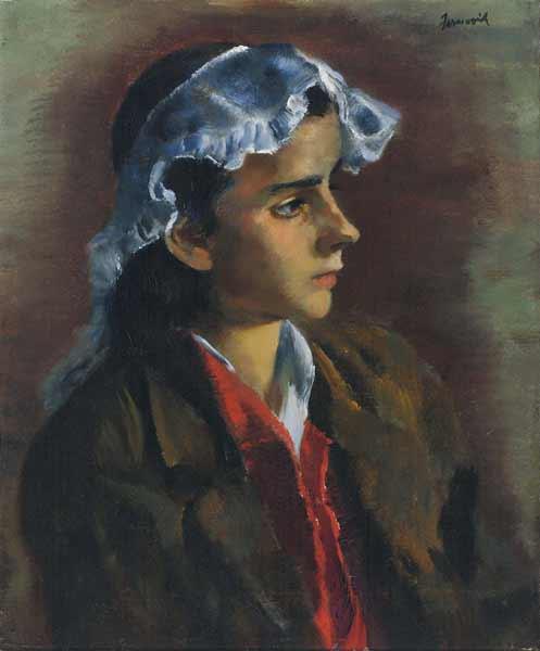 JERRY FARNSWORTH American (1895-1982)