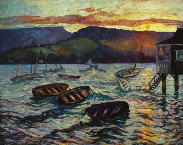 RICHARD HAYLEY LEVER American (1876-1958)
