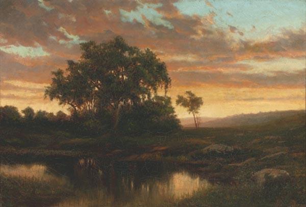 ARTHUR PARTON American (1842-1914)