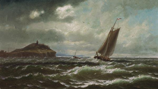 ROBERT SWAIN GIFFORD American (1840-1905)