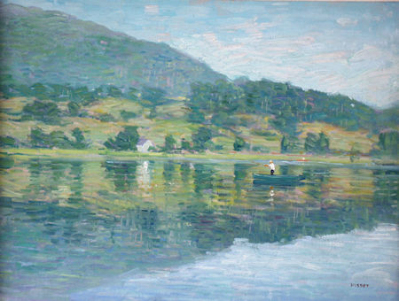 NISBET, ROBERT HOGG American (1879-1961)