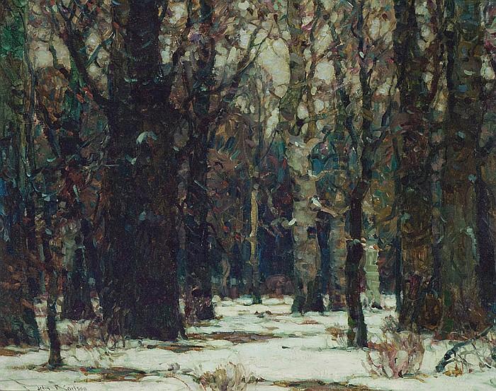 John F Carlson Paintings For Sale