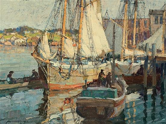 FREDERICK MULHAUPT American (1871-1938)