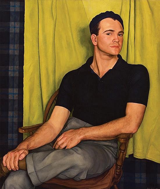 LUIGI LUCIONI American (1900-1988)