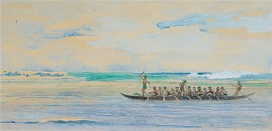 JOHN LA FARGE American (1835-1910)
