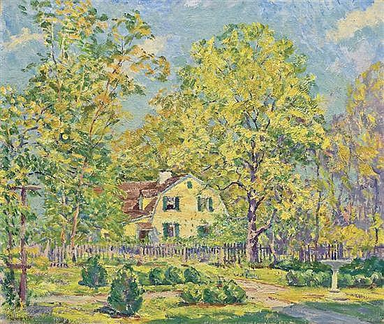 CHARLES EBERT, American (1873-1959),
