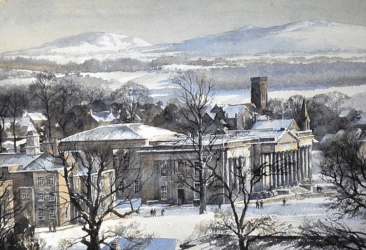 ARR Ian Campbell (Scottish Contemporary) 'Winter