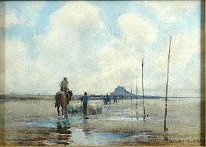 George Andrew Nasmyth Langlands RSW (1865-1940) St