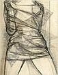 Nigel Lambourne (1919-1988) Torso with clasped, Nigel Lambourne, Click for value