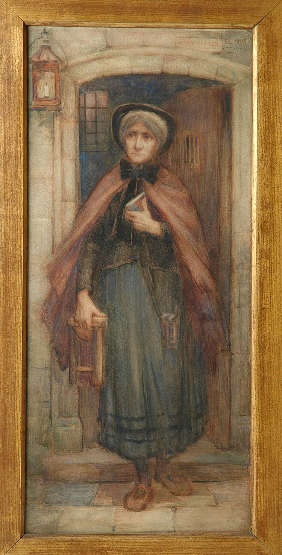 Stewart Carmichael (1867-1950) 'Jenny Geddes'
