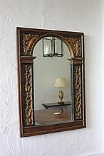 Gilt-wood Mirror 19th Century