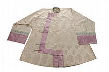 Chinese Informal Short Robe Early 20th Century