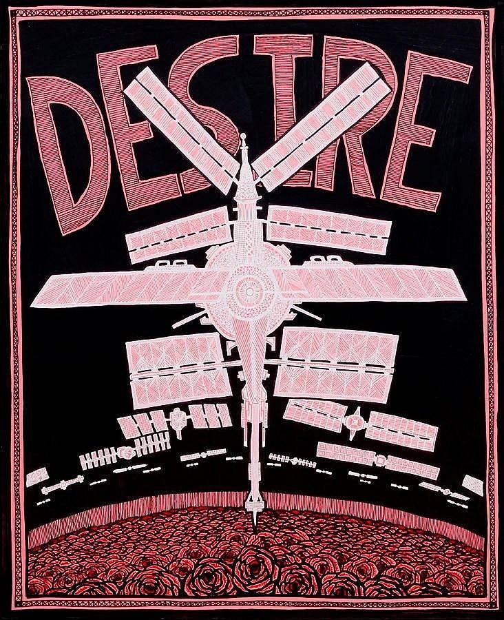 Lucas Grogan (b. 1984) - Desire, 2012