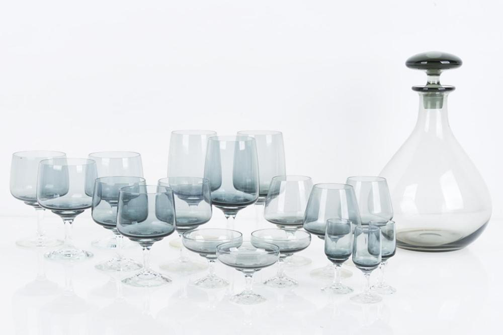 Holmegaard Drinking Suite