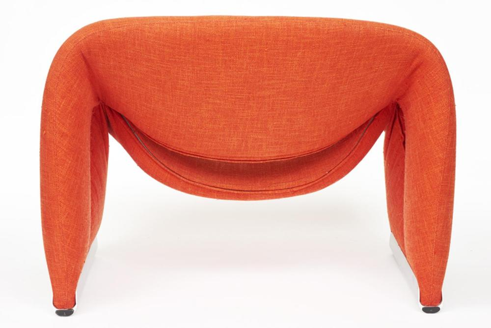 Pierre Paulin (French, 1927-2009) Groovy Chair, Model 598, designed 1972