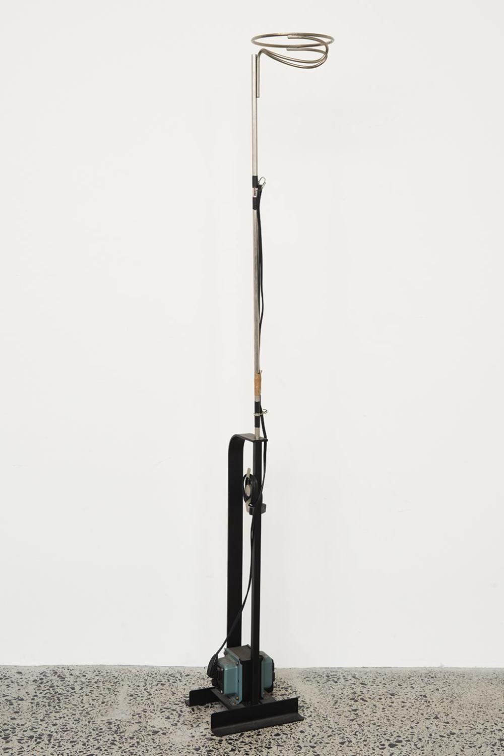 Achille and Pier Giacomo Castiglioni (Italian) Toio Floor Lamp, designed 1962