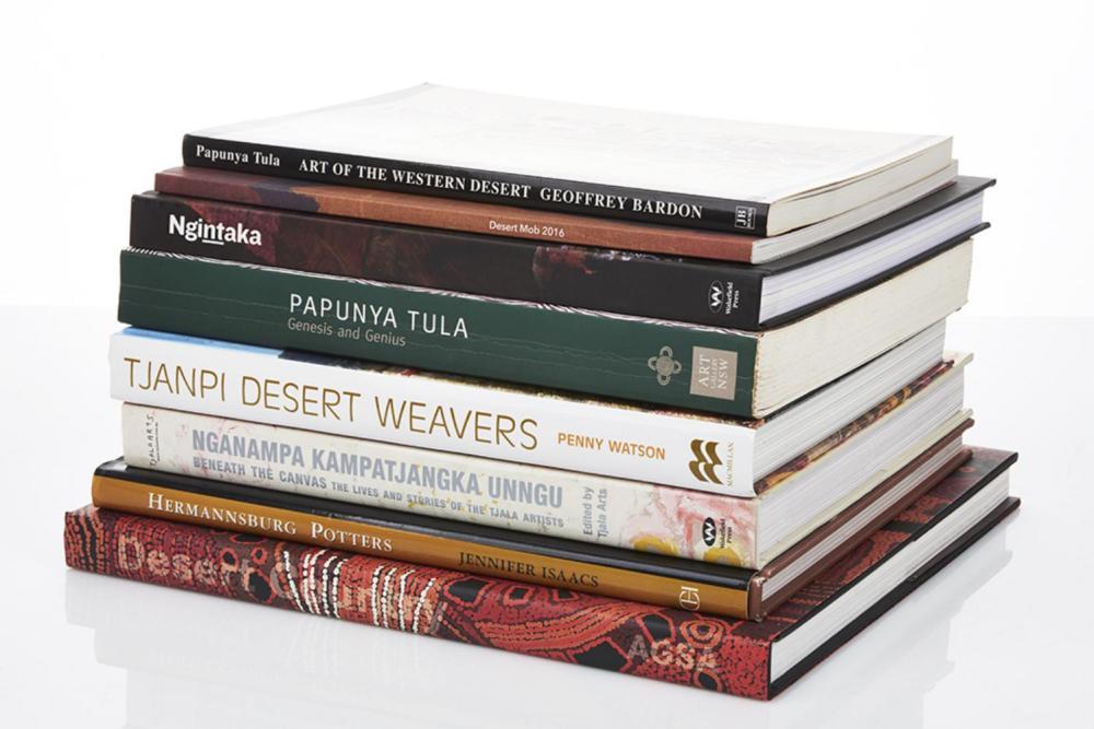 Collection of Australian Aboriginal Art Books