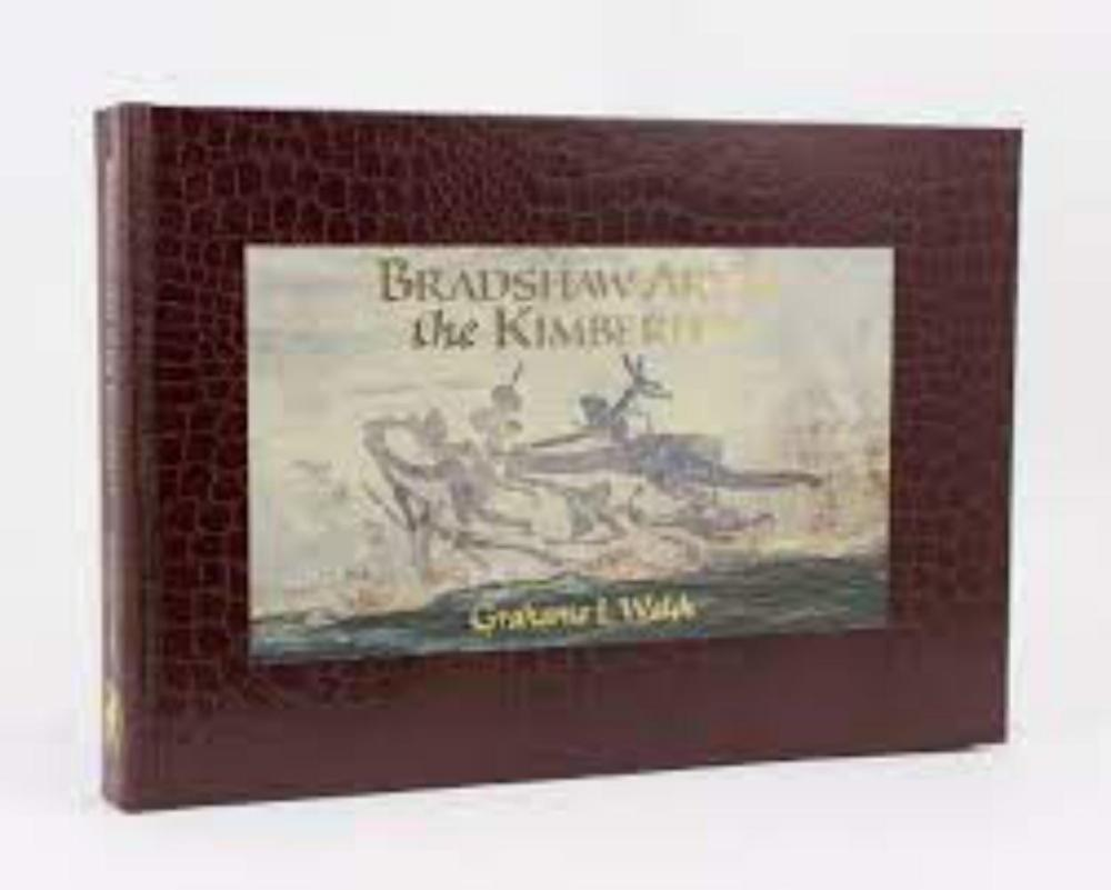 Bradshaw Art of the Kimberley By Grahame L. Walsh, published in 2000