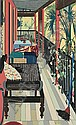 Cressida Campbell (born 1960) The Verandah, Cressida Campbell, Click for value