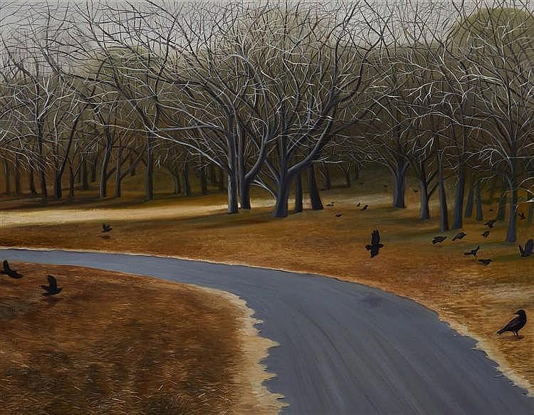Anne Wallace (b. 1970) Murder, 2003