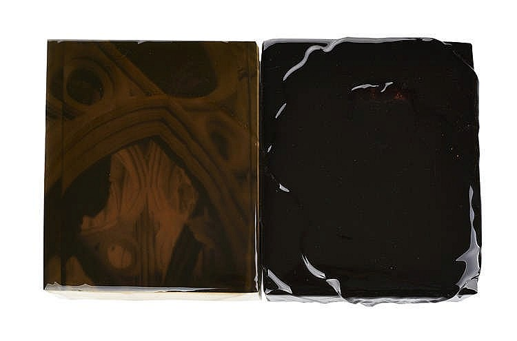 Giles Alexander (b. 1975) Relection Diptych, 2007