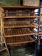 Oak Open Shelving Unit