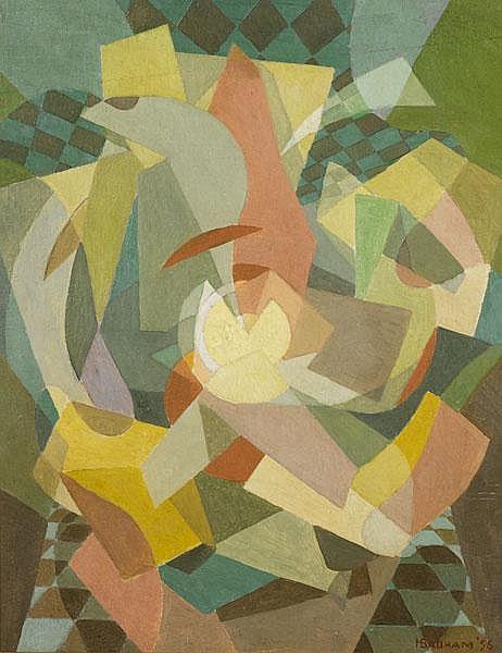Herbert Edward Badham (1899 - 1961) Kaleidoscope