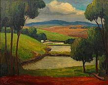 Roland Shakespeare Wakelin (1887-1971) Werri