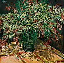 George Finey (New Zealand, 1895-1987) Still Life