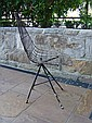 Clement Meadmore Four High Back DC601 Dining Chairs