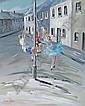 Lorna Millar Swinging From The Lamp Post Signed, Lorna Millar, Click for value